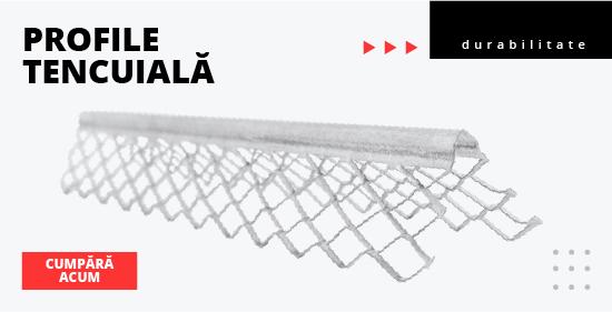 Profile tencuiala