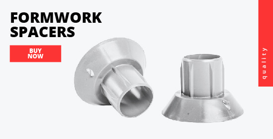 Formwork spacers